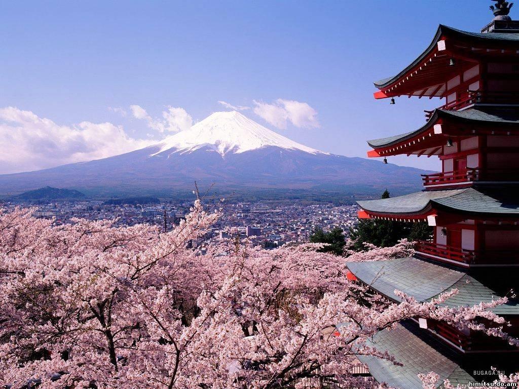 Картинки с изображением природы японии